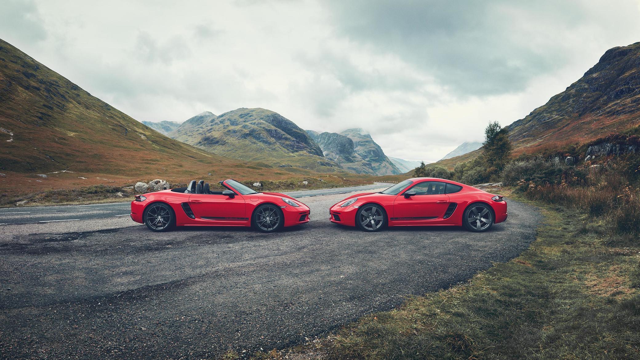Wolkn Productions Porsche