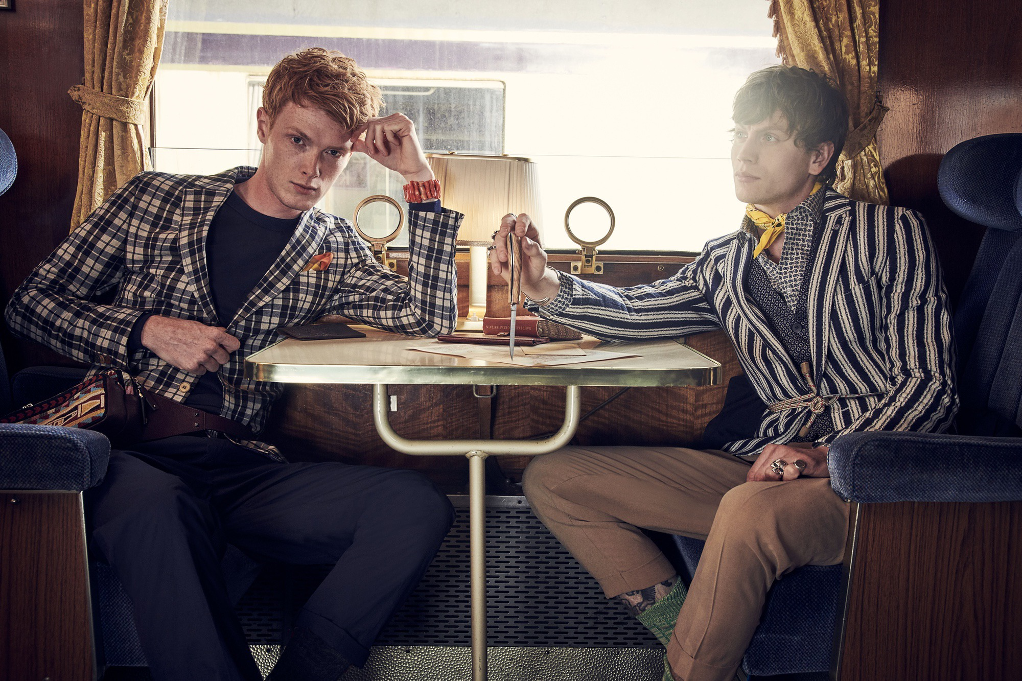 Wolkn Productions Club Of Gents | Savile Row – SS20